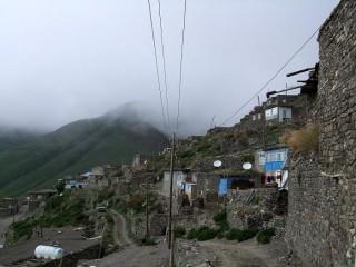 "Fotoausstellung ""Xinaliq – Tor zum Kaukasus"""