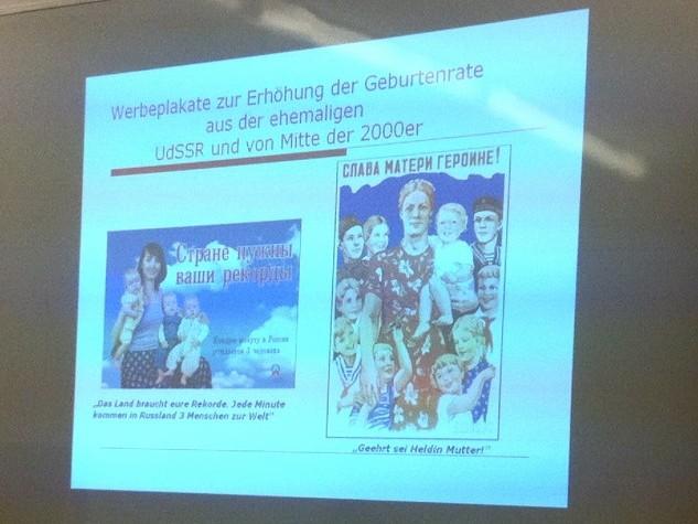 """RÜCKSCHAU: Viel mehr als nur Wodka: Russische Kultur in Deutschland – Workshop """"Zugewanderte aus der ehemaligen Sowjetunion"""""""