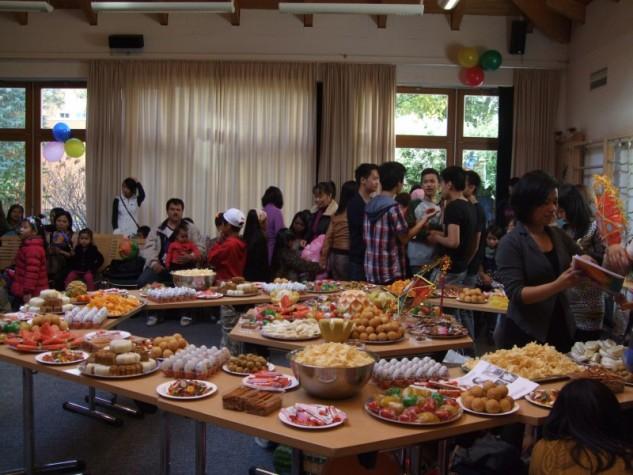 RÜCKSCHAU: Hunderte kamen zum Mittherbsfest