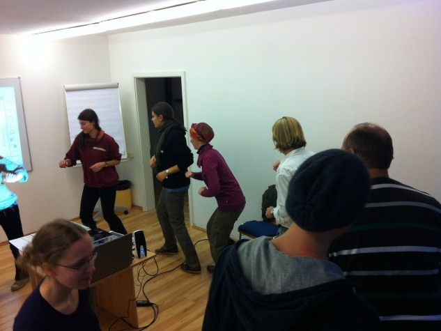 Kennenlernen workshops