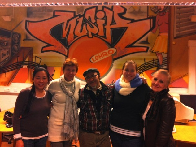 """RÜCKSCHAU: """"Interkulturelles Radio zum Anfassen und Mitgestalten!"""" – Abschlussveranstaltung der interkulturellen Radioarbeit bei LOHRO  (21.11.2012)"""