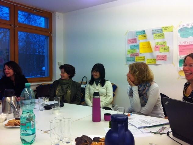 """RÜCKSCHAU: Abschlussveranstaltung des Integrationsprojektes """"Sich öffnen – aufeinander zugehen"""" (10.12.2012)"""
