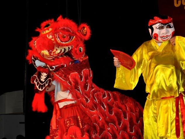RÜCKSCHAU: Am 02.02.2013 feierten wir das Tết-Fest.