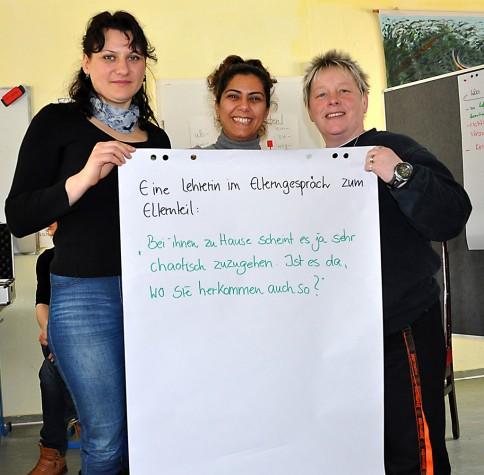 """RÜCKSCHAU: Weiterbildung SprInt """"Grundlagen der Kommunikation"""" (08.03.2013)"""