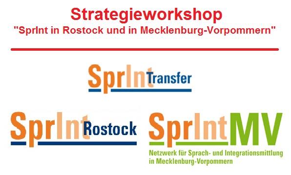 """RÜCKSCHAU: Strategieworkshop """"Sprint in Rostock und in M-V"""" (19.3.2013)"""