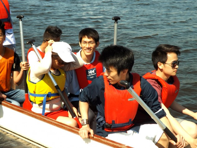 RÜCKSCHAU: Interkulturelles Jugendtreffen mit der vietnamesischen Jugend (08.06.2013)