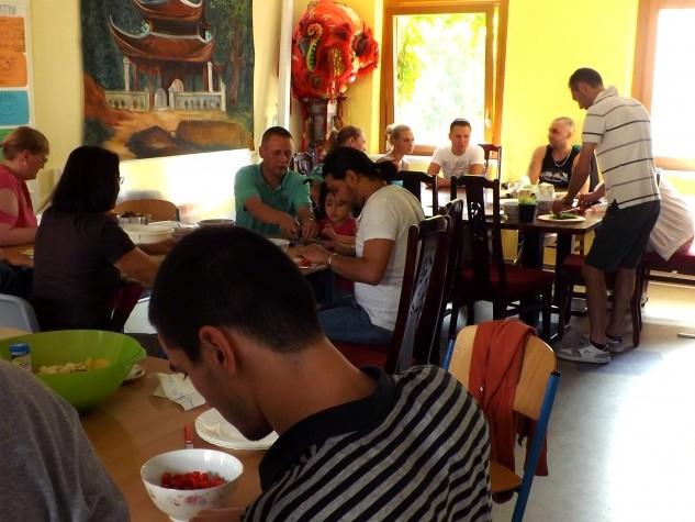 RÜCKSCHAU: Interkulturelle Sommerküche – Gerichte aus 4 Ländern – bei Diên Hông (05.07.2013)