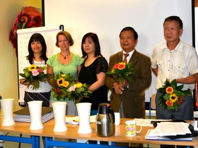 RÜCKSCHAU: Mitgliederversammlung wählte neuen Vorstand (25.08.2013)