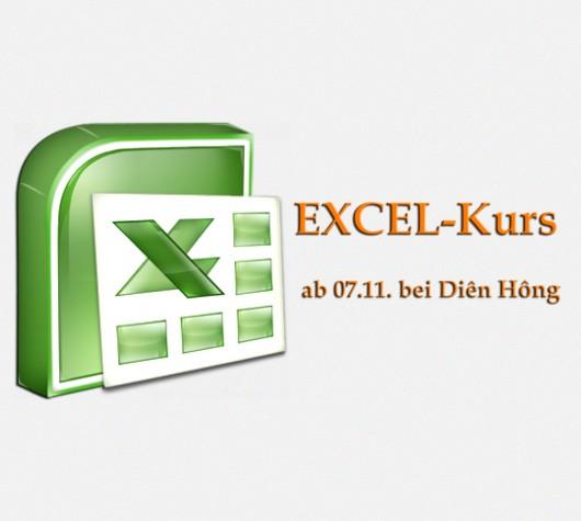 Excel Anfängerkurs (seit dem 07.11.2013)