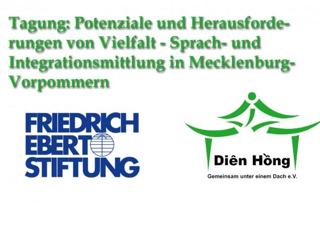 RÜCKSCHAU: Potenziale und Herausforderungen von Vielfalt – Sprach- und Integrationsmittlung in Mecklenburg-Vorpommern (11.11.13)