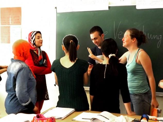 Neuer Integrationskurs bei Diên Hông seit dem 13. Januar