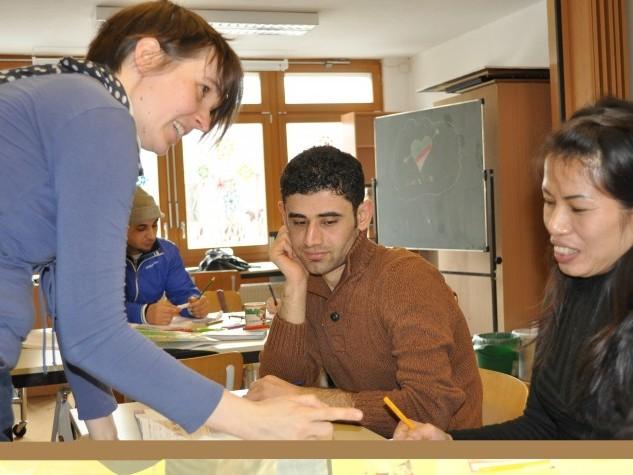 Deutsch lernen: Deutsch aktiv für Beruf und Alltag – B2 (ab 29. April)