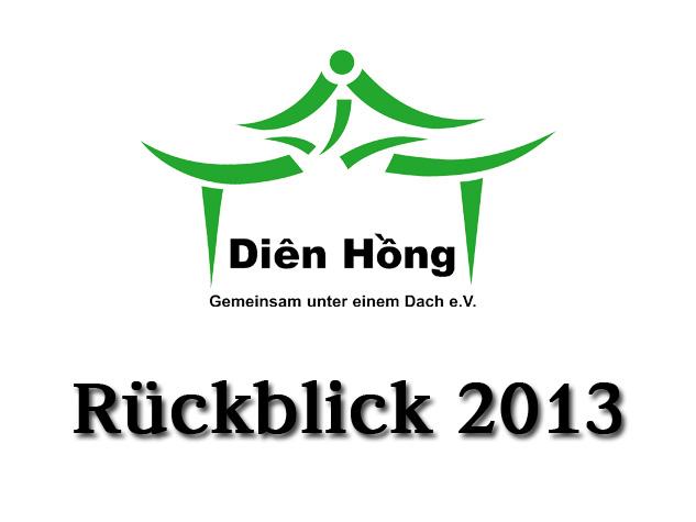 Diên Hông e.V. – Rückblick 2013