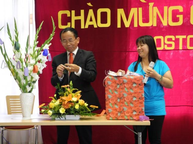 RÜCKSCHAU: Die Vietnamesische Community Rostocks feierte den Nationalfeiertag Vietnams (31.08.14)