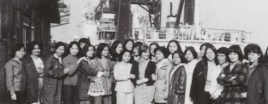 """Ausstellung """"Vietnamesische Rostocker. Ehemalige Vertragsarbeiter erzählen"""" @ Diên Hông – gemeinsam unter einem Dach e.V."""