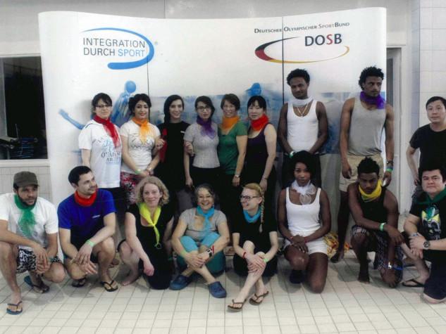 Drachenbootrennen zum Aktionstag gegen Rassismus (23.03.2016)