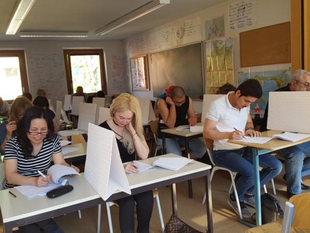 Integrationkskurs 43: Zertifikatsübergabe am 27.06.2017