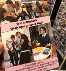 """Filmpräsentation """"Wir in Rostock – Gesichter unserer Stadt"""""""
