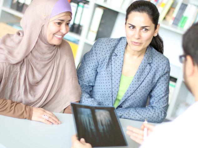Infoveranstaltung am Freitag, 6. Oktober: Qualifizierung Kultur-, Sprach- und Integrationsassistenz (KuSIA)