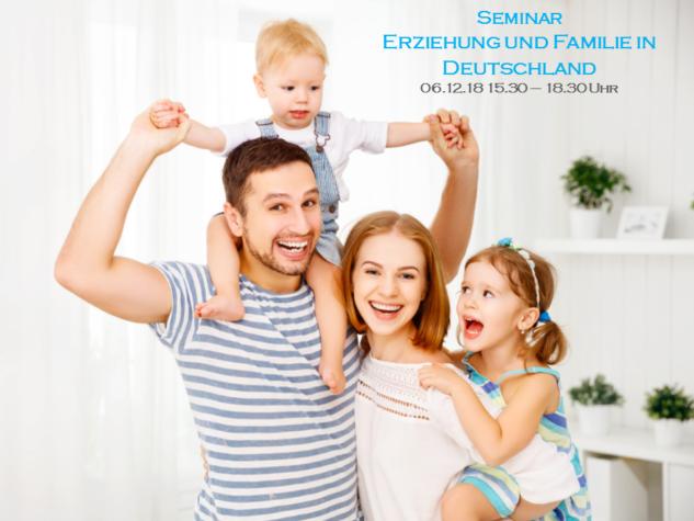 Seminar: Erziehung und Familie in Deutschland 06.12.18