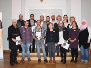 Sprachmittlung in Schwerin und im Landkreis Ludwigslust-Parchim: 40 Interessierte beim Workshop am 4. Dezember 2019