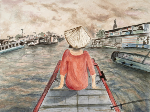 Elke Krüger: Die Frau am See